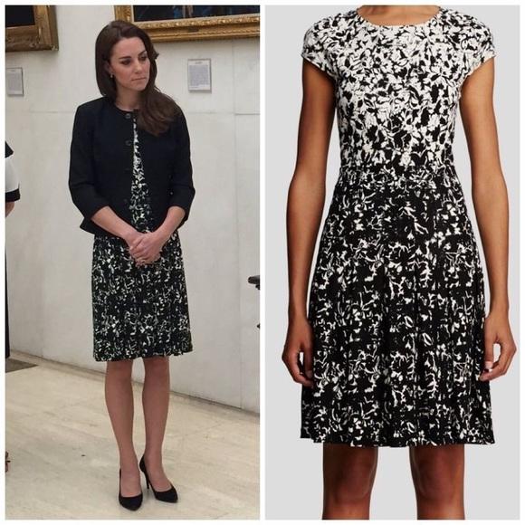 02675ce27d Tory Burch Dresses | Sophia Aline Floral Print Dress | Poshmark